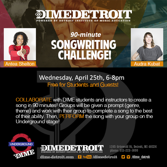 Songwriting Challenge